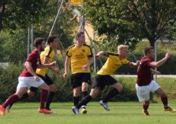 BSC Surheim I gegen SV Kirchanschöring II  1:1