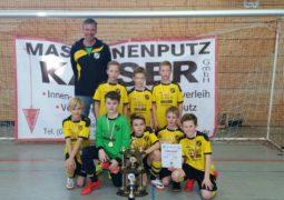 BSC E1 – Jugend gewinnt Turnier des TSV Heiligkreuz