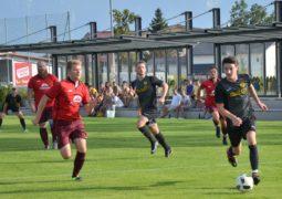 BSC Surheim II gegen TSV Siegsdorf II 0:4