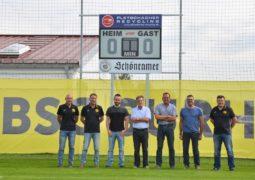 BSC Arena zur Kreisligasaison in neuem Gewand