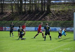 2:1 beim TSV Siegsdorf II gegen BSC Surheim II