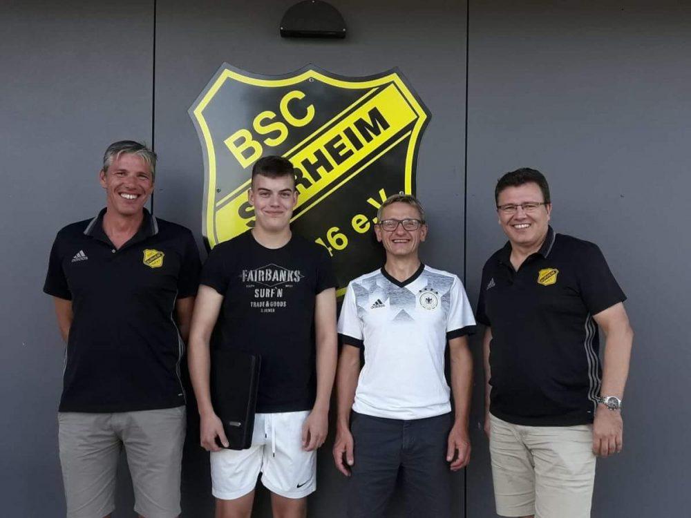 E Jugend – Neues Trainerteam für die Saison 18/19
