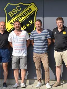 Hubert Berger übernimmt BSC Surheim