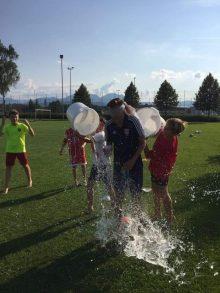 D Jugend – neuer Co-Trainer 'getauft'
