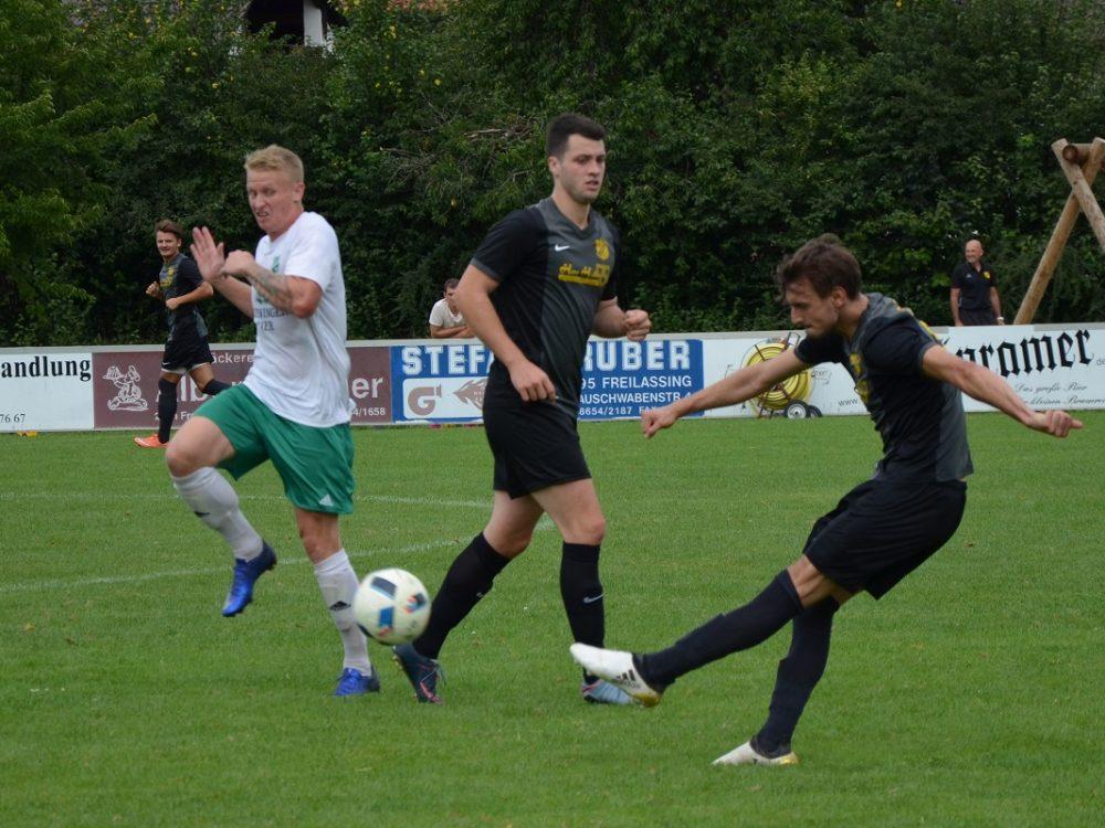 BSC II verliert 1:5 gegen den SV Leobendorf!