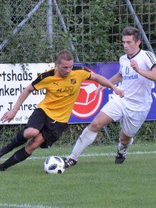 Lokalderby FC Hammerau gegen BSC Surheim endet 1:1