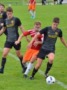 Gemeindederby der zweiten Mannschaften endet 2:0