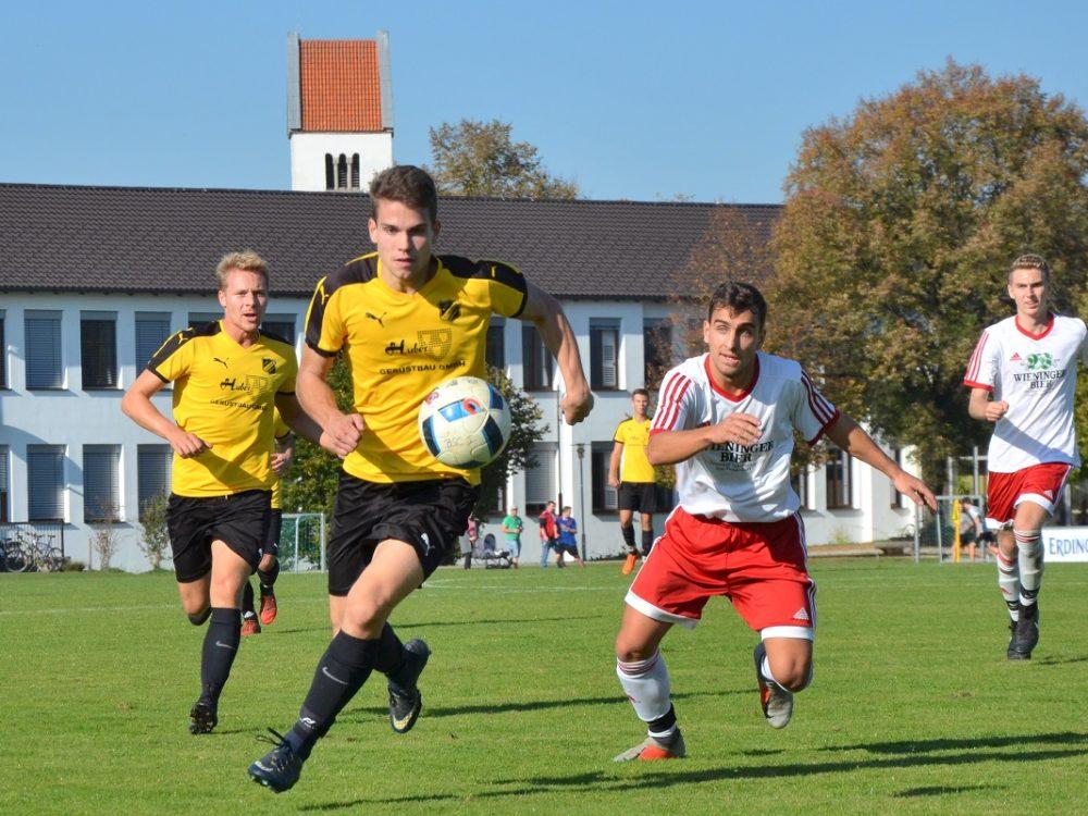 Gerechtes 2:2 Unentschieden im BGL-Kreisliga-Derby