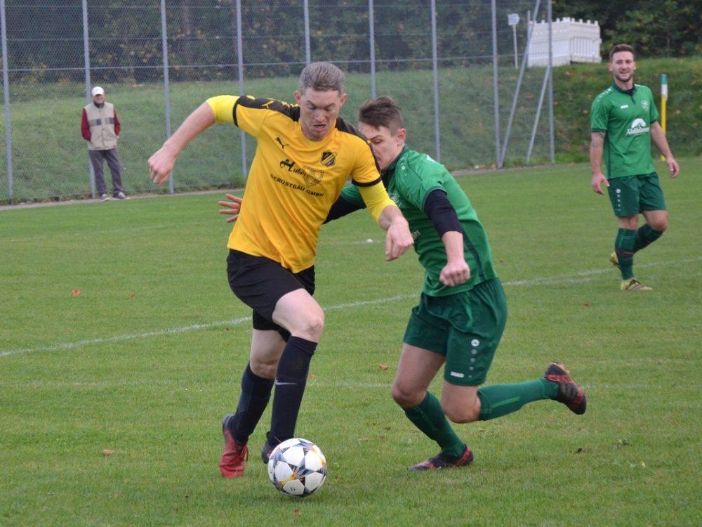 BSC Surheim I verliert beim TSV Siegsdorf 1:2 in der 94. Minute