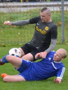 BSC Surheim II endet 1:1 gegen den TSV Bergen