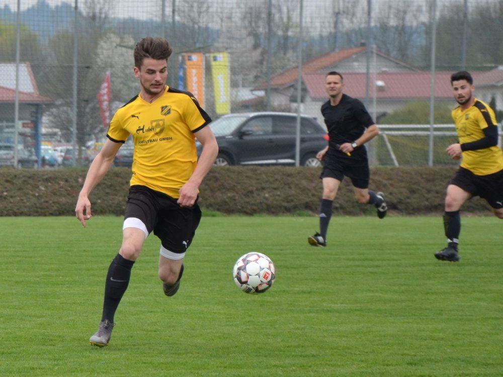 BSC 4:0 Heimsieg gegen den SBC Traunstein II