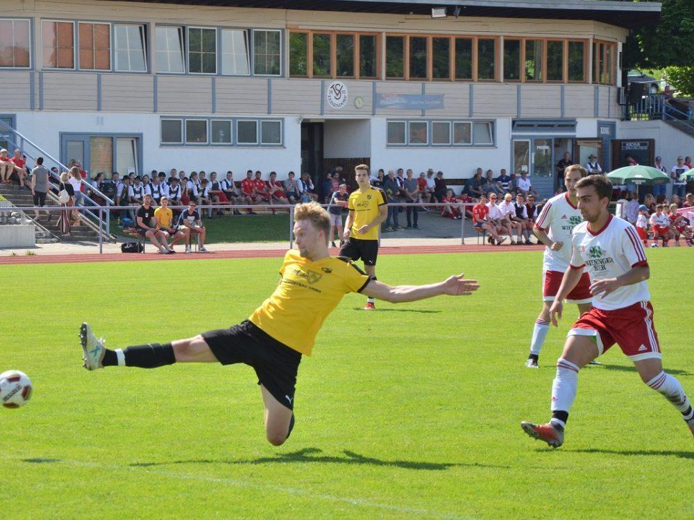 Letztes Saisonspiel endet mit 2:1 gegen den TSV Teisendorf