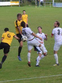 0:2 Niederlage im Derby gegen Hammerau