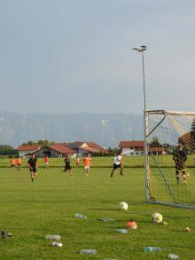 Der Ball rollt auch in Surheim wieder! Starke Trainingsbeteiligung beim BSC