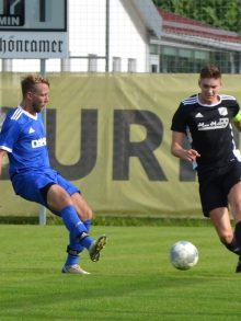 BSC II 0:4 Niederlage gegen den TSV Fridolfing