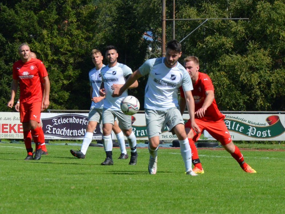 TSV Teisendorf I – BSC Surheim I 4:0